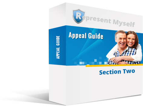 Section Two – Social Security Appeal Guide, RepresentMyself
